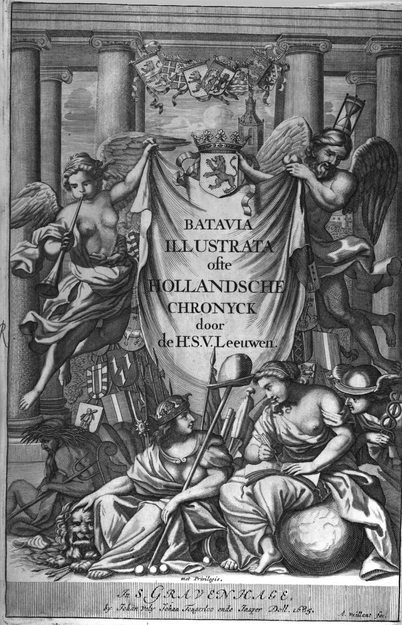 Batavia-Illustrata-titlepage-1685