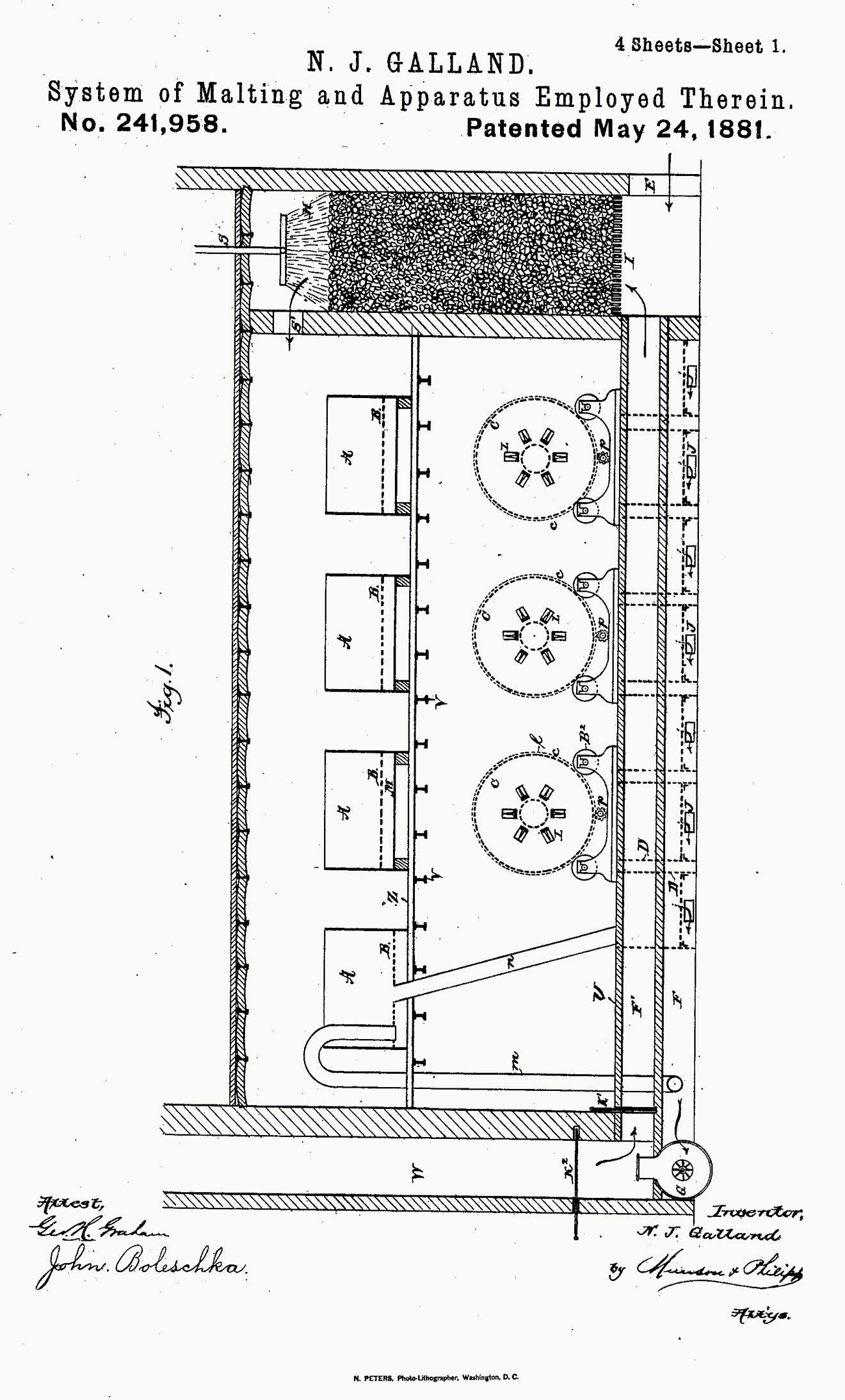 galland-drum-patent-US241958-1881